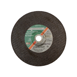 ADVANCE Cutting Discs Universal Use - Steel/Inox (Ø 125 mm X 2,4 mm)