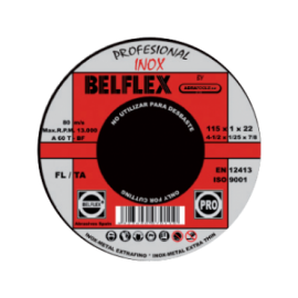 BELFLEX Stainless Steel...
