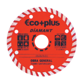 ECO+PLUS Diamant Disc Turbo...