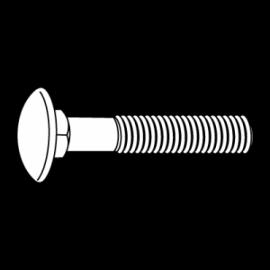 LV011-ZN PORCA BUSSOLA M10X20