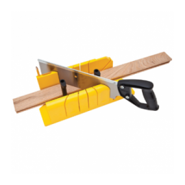 STANLEY® Clamping Mitre Box...