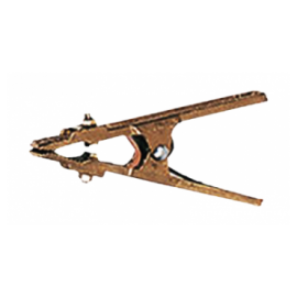 Solter Earth Clamps Brass 400A