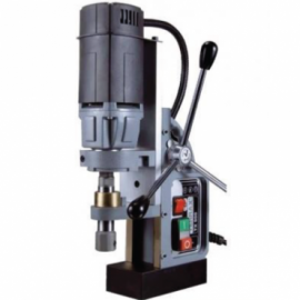 MAGNETIC-STAND DRILLING...
