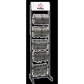CHEMITOOL Grey Aluminium...